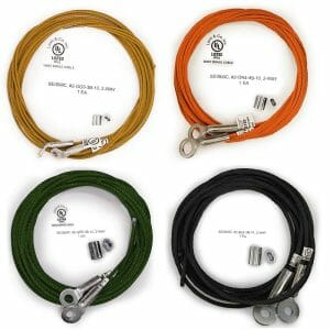 Seismic Cable Sway Bracing Kits